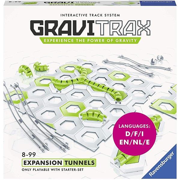 GraviTrax Tunnels Expansion - Ravensburger društvena igra RA27623 - ODDO igračke