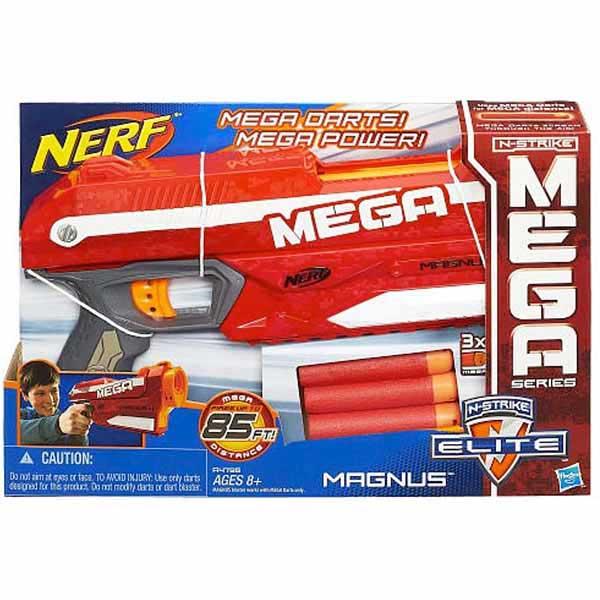 Nerf Mega Magnus A4887EU5 - ODDO igračke