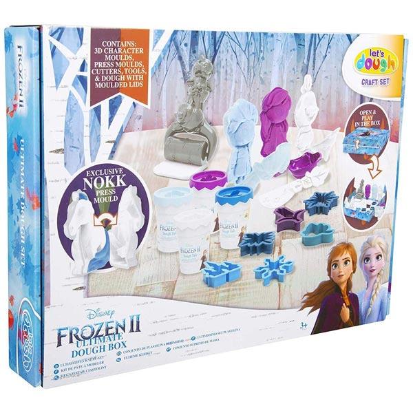 Frozen 2 Kreativni set plastelin DFR2-4785-2-E - ODDO igračke