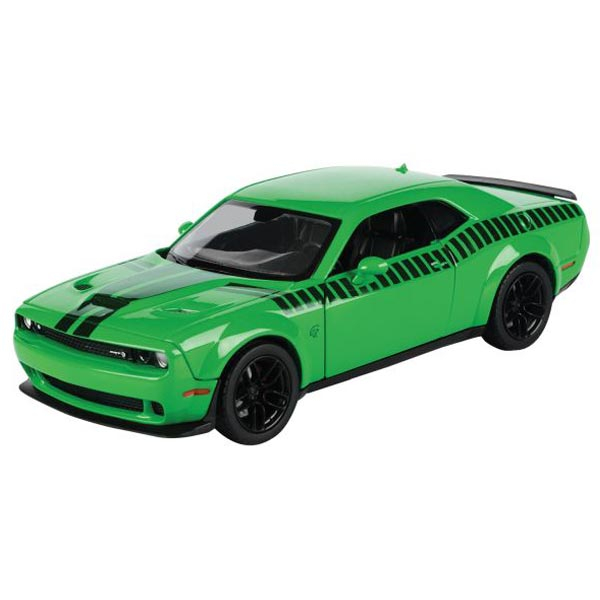 Metalni auto 1:24 GT Racing 2-018 Dodge Challenger SRT Hellcat Widebody 25/73786  - ODDO igračke
