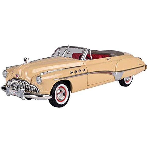 Motor Max 1:18 1949 Buick Roadmaster 25/73116TC - ODDO igračke