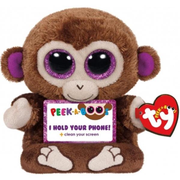Ty Plis Drzac mobilnog telefona Majmun Chimp 15cm 00002 - ODDO igračke