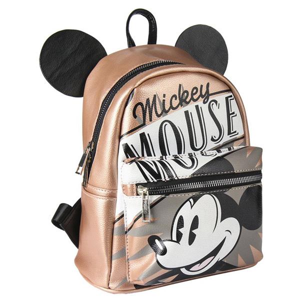 Ranac oblik fashion Mickey Cerda 2100002817 zlatni - ODDO igračke