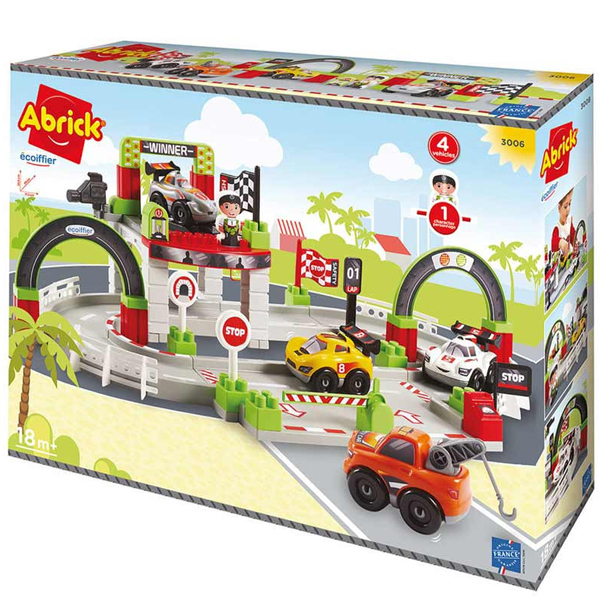 Ecoiffier Grand Prix staza SM003006 - ODDO igračke