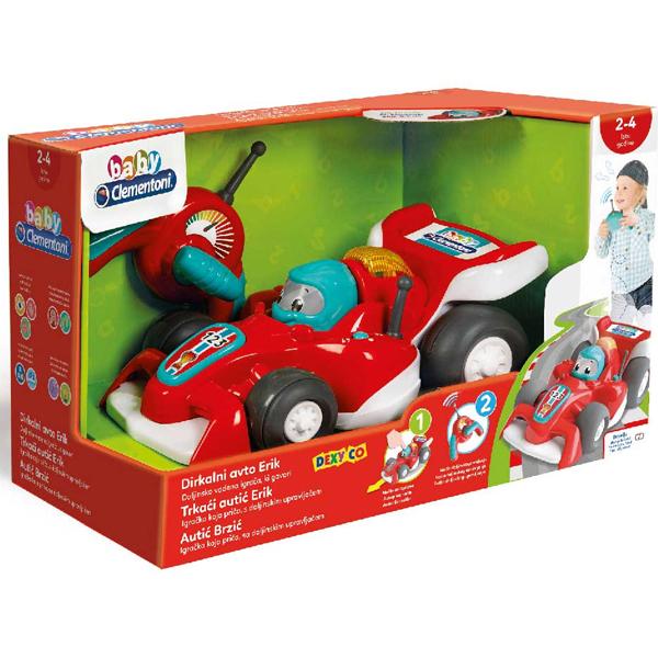 Clementoni Brzić interaktivni autić CL50337 - ODDO igračke