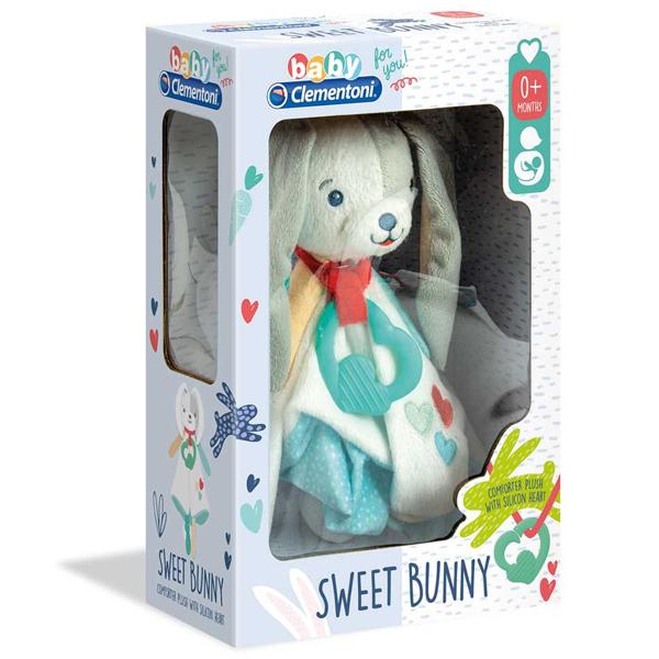 Clementoni Baby Zeka glodalica CL17272 - ODDO igračke