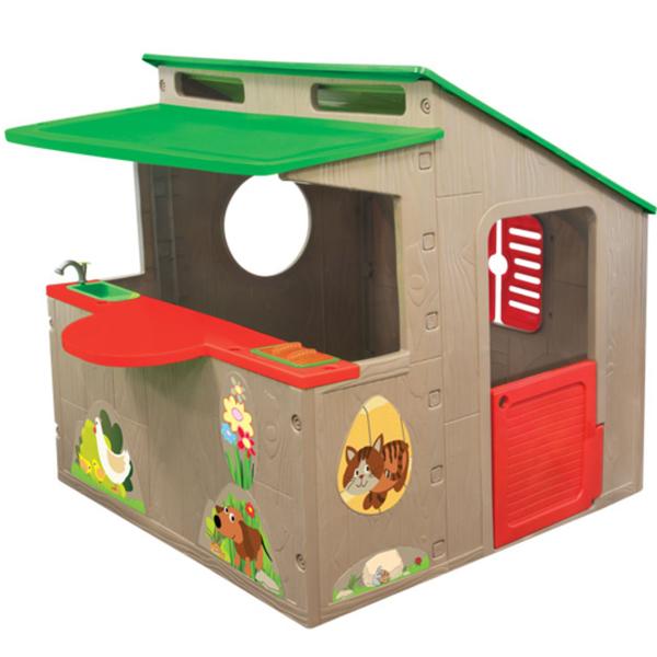 Baštenska plastična kućica Mochtoys 04/11392 - ODDO igračke