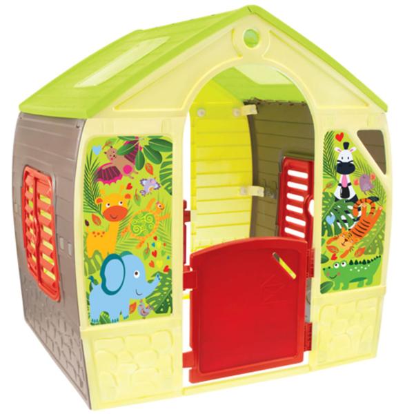 Baštenska plastična kućica Mochtoys 04/11976 - ODDO igračke
