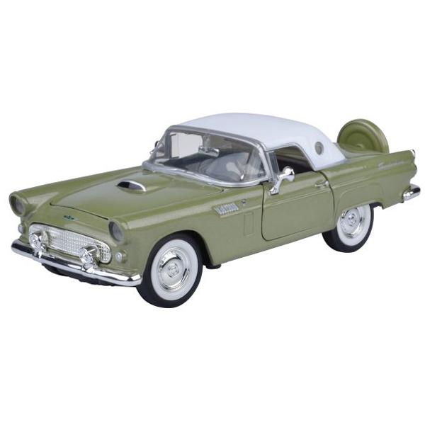Motor Max metalni auto 1956 Ford Thunderbird 1:24 25/73312AC - ODDO igračke
