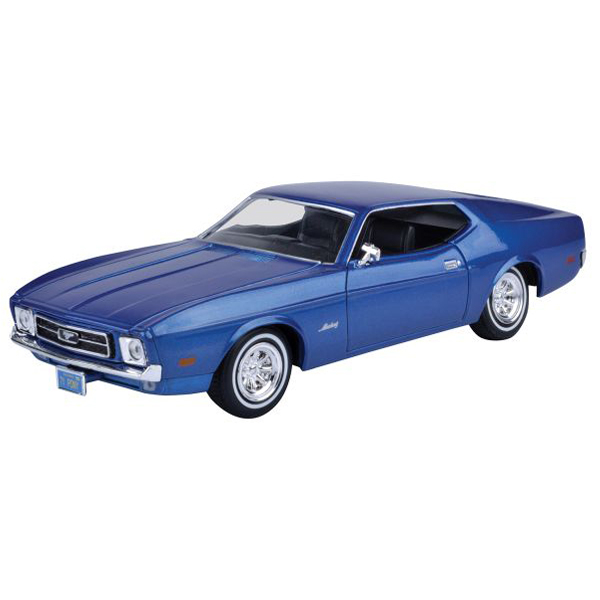 Motor Max metalni auto 1:24 Ford Mustang 25/73327AC - ODDO igračke