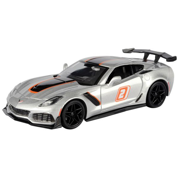 Motor Max metalni auto 1:24 GT Racing 2019 Covertte ZR1 25/73785 - ODDO igračke