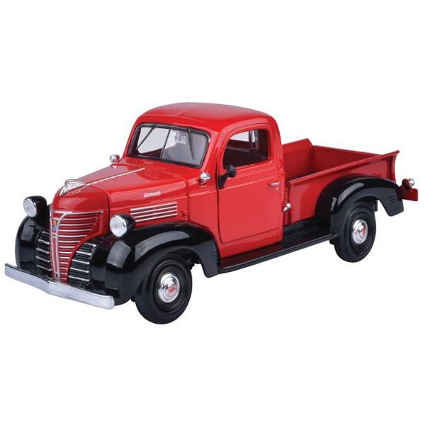 Motor Max metalni kamion 1:24 1941 Plymouth Truck 25/73278AC - ODDO igračke