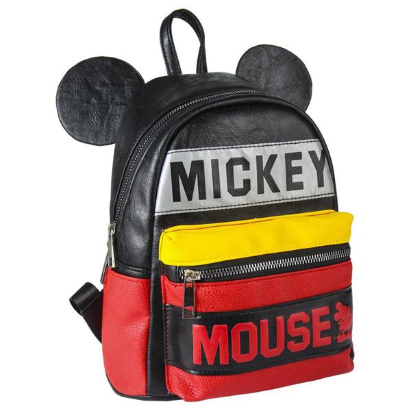 Ranac oblik fashion Mickey Cerda 2100002818 crni - ODDO igračke