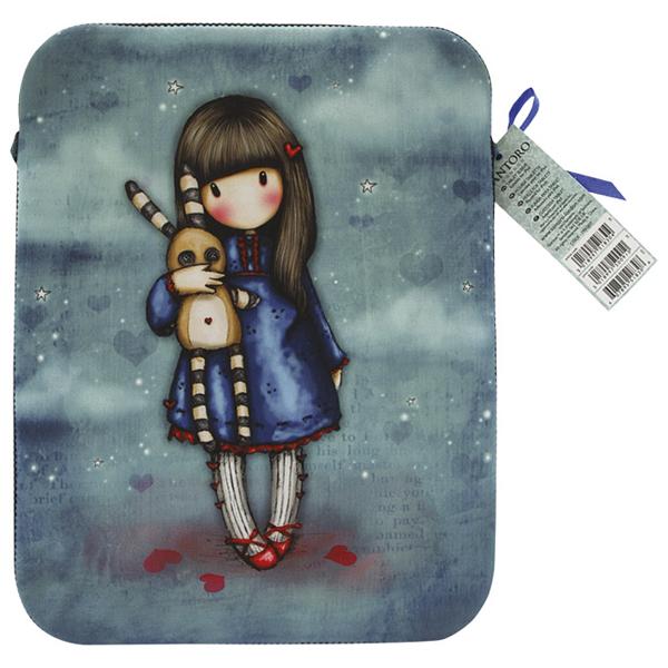 Etui za iPad 20x24cm Hush Little Bunny Gorjuss 295GJ07 - ODDO igračke