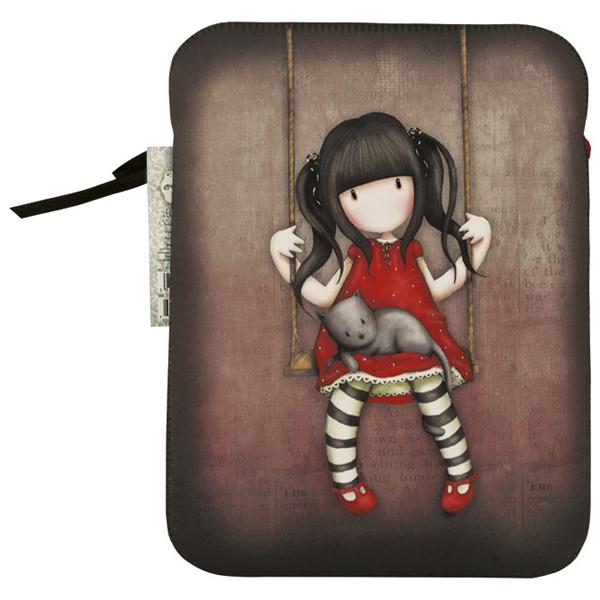 Etui za iPad 20x24cm Ruby Gorjuss 295GJ01 - ODDO igračke