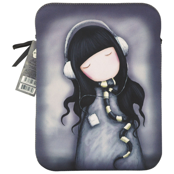 Etui za iPad 20x24cm The Song Gorjuss 295GJ02 - ODDO igračke