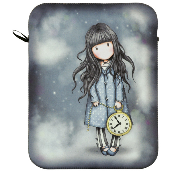 Etui za iPad 20x24cm White Rabbit Gorjuss 295GJ03 - ODDO igračke