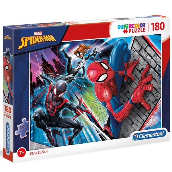 Clementoni puzzla 180pcs Spiderman 29293 - ODDO igračke