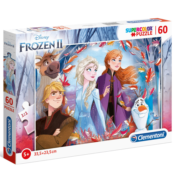 Clementoni puzzla 60pcs Frozen 2 26058 - ODDO igračke