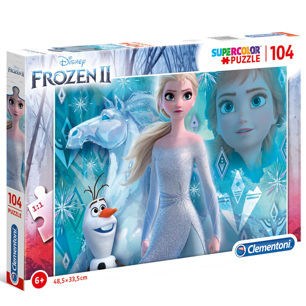 Clementoni puzzla 104pcs Frozen 2 27127 - ODDO igračke