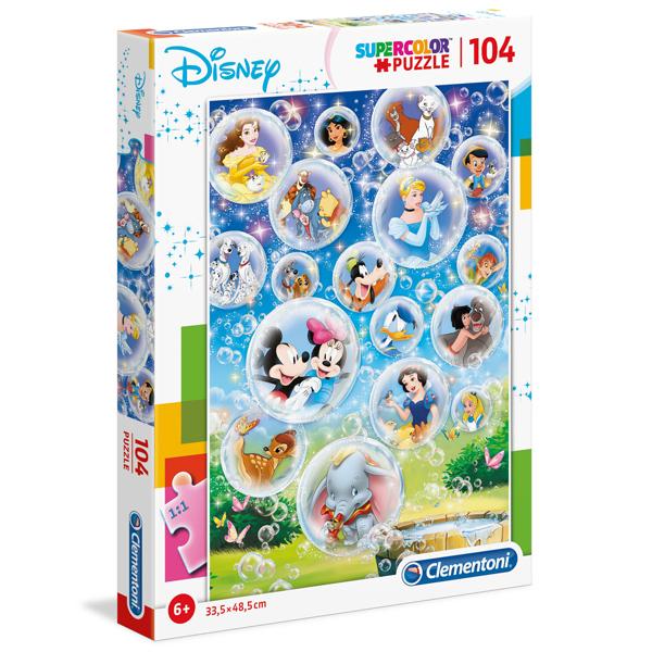 Clementoni puzzla 104pcs Disney Classic 27119 - ODDO igračke