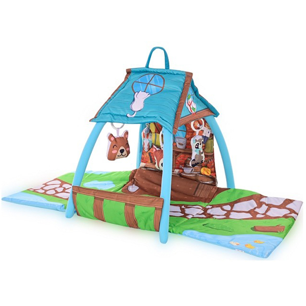 Lorelli Podloga za Igru Little House (113 x 56 x 53cm) 10300420000 - ODDO igračke