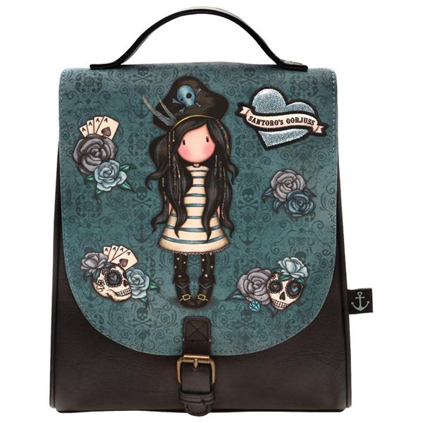 Ranac/torba ručna Black Pearl Gorjuss 1069GJ02 - ODDO igračke