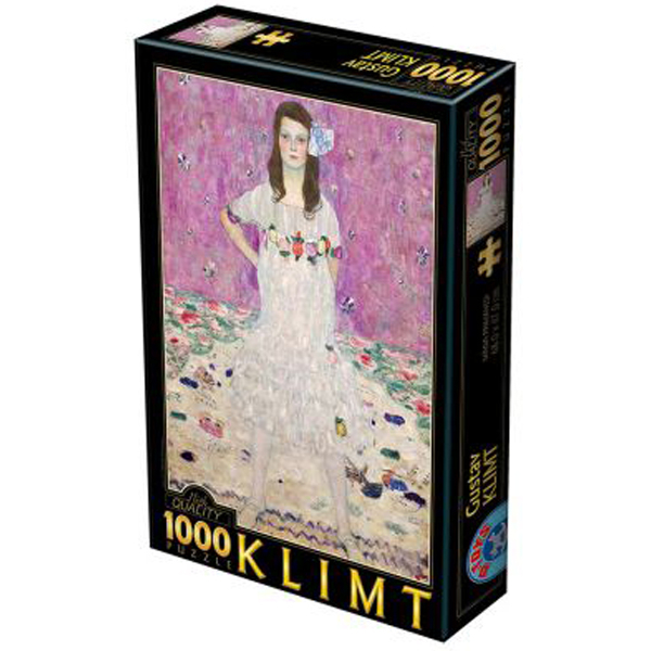 DToys puzzla 1000 pcs Gustav Klimt Mada Primavesi 07/66923-07 - ODDO igračke