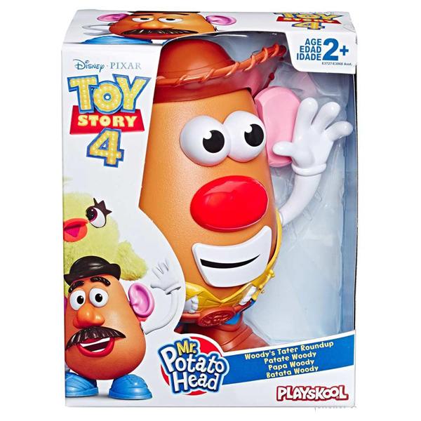 Mr. Potato Head Disney Pixar Toy Story 4 Woodys E3727/1 - ODDO igračke