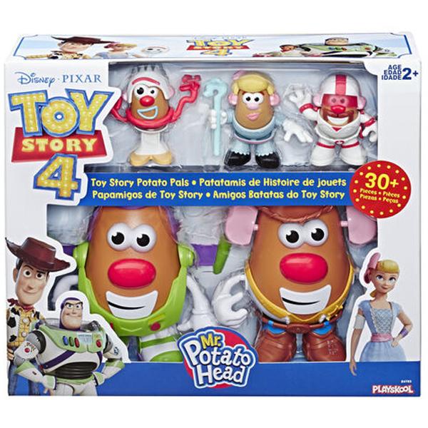 Mr Potato Head Playskool Toy Story 4 Potato Pals set E4783/1 - ODDO igračke