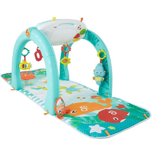 Fisher Price baby gym morski svet FNF24-23641 - ODDO igračke