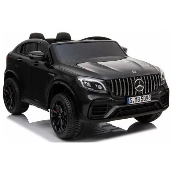 Auto na akumulator Mercedes GLC 63AMG Coupe dvosed 12V crni 146722 - ODDO igračke