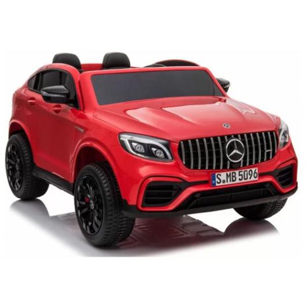Auto na akumulator Mercedes GLC 63AMG Coupe dvosed 12V crveni 146739 - ODDO igračke