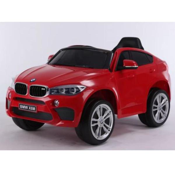 Auto na akumulator BMW X6 crveni 146951 - ODDO igračke