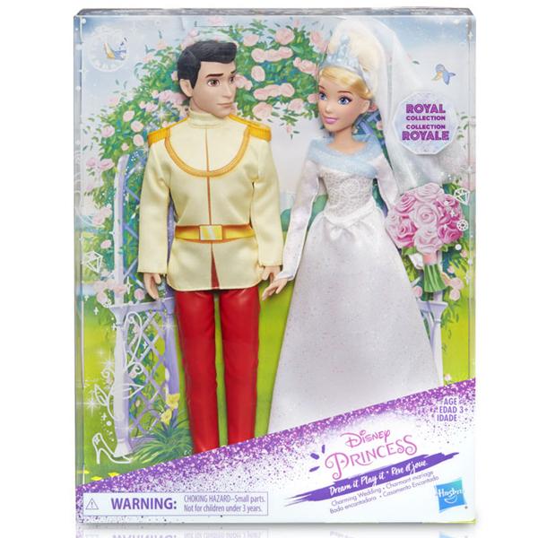 Set Disney Pepeljugino venčanje E2736 - ODDO igračke