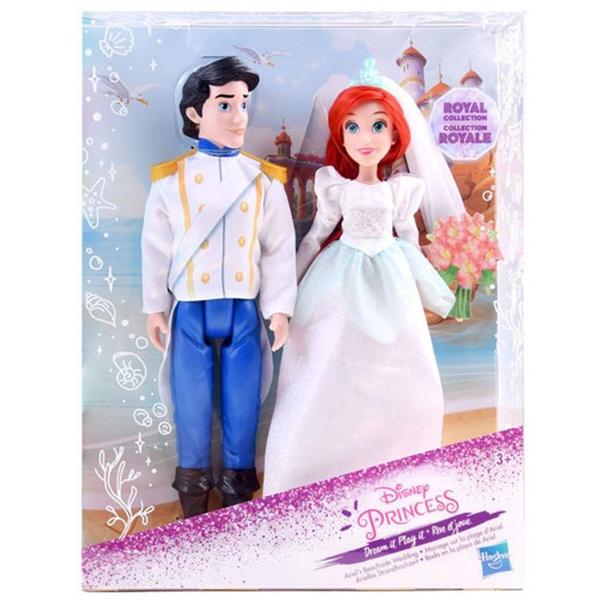 Set Disney Arijelino Venčanje E2712 - ODDO igračke