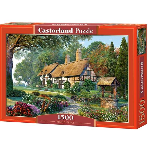 Castorland puzzla 1500 pcs Magic Place 150915 - ODDO igračke