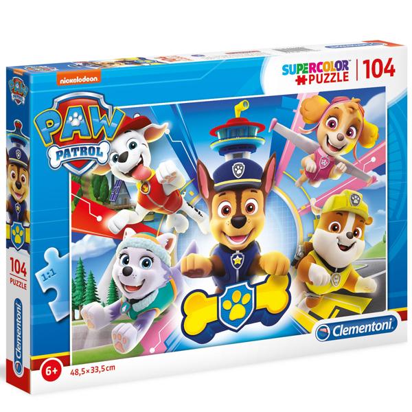 Clementoni puzzla 104pcs Paw Patrol 27262 - ODDO igračke