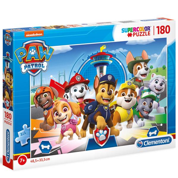 Clementoni puzzla 180pcs Paw Patrol 29105 - ODDO igračke