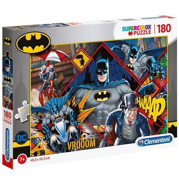 Clementoni puzzla 180pcs Batman 29108 - ODDO igračke