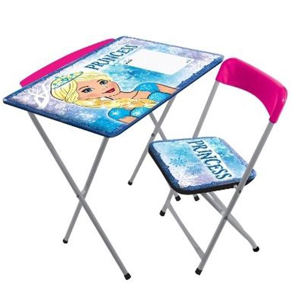 Sto i stolica Princess 758550 - ODDO igračke