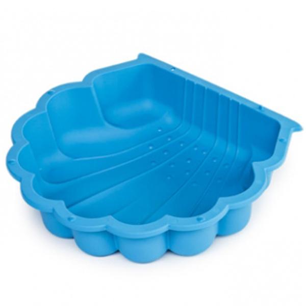 Paradiso školjka peskarnik plava 87x78cm T02220 - ODDO igračke