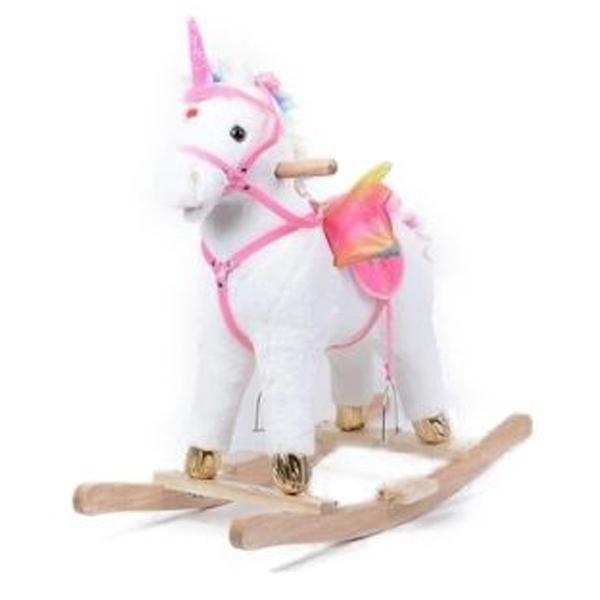 Klackalica konjić Unicorn Jednorog 11/56342 - ODDO igračke