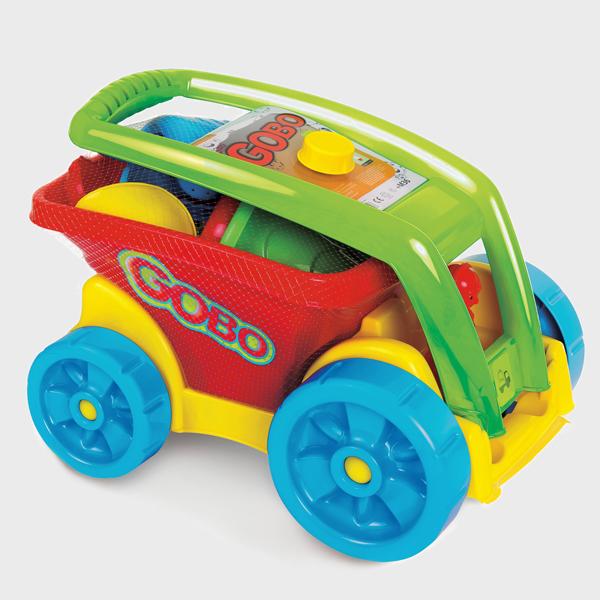 Auto i set za pesak Marioinex 901267-4 - ODDO igračke