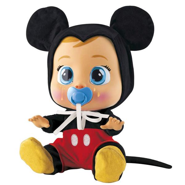 Crybabies Plačljivica lutka Mickey IM97858 - ODDO igračke