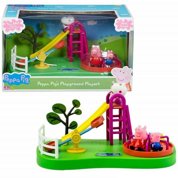 Pepa Prase Igralište set TO6712 - ODDO igračke