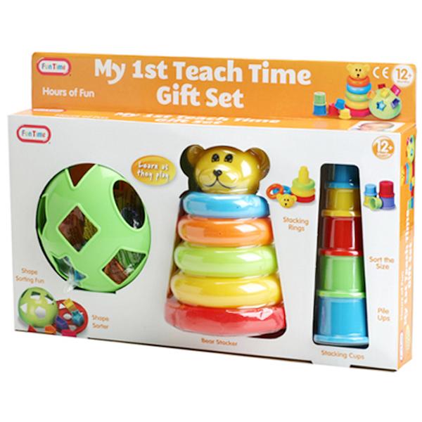 Edukativni Set Fun Time 05034 - ODDO igračke