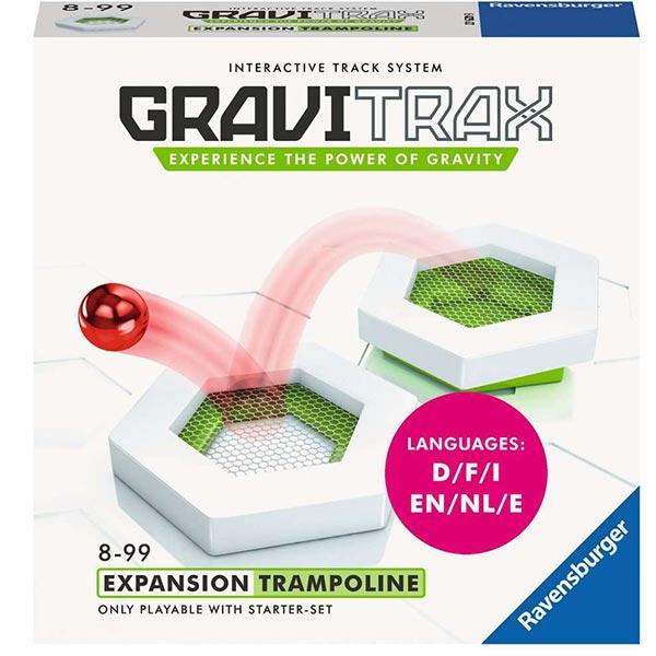 GraviTrax Trampolina - Ravensburger društvena igra RA27621 - ODDO igračke