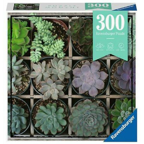 Ravensburger puzzle (slagalice) 300pcs Zelenilo RA12967 - ODDO igračke