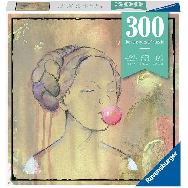 Ravensburger puzzle (slagalice) 300pcs Devojka i balon RA12966 - ODDO igračke